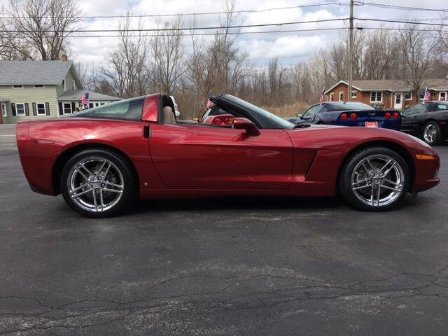 2006 Chevrolet Corvette Base 2dr Coupe - Spencerport NY