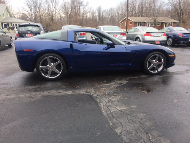 2007 Chevrolet Corvette 2dr Coupe - Spencerport NY