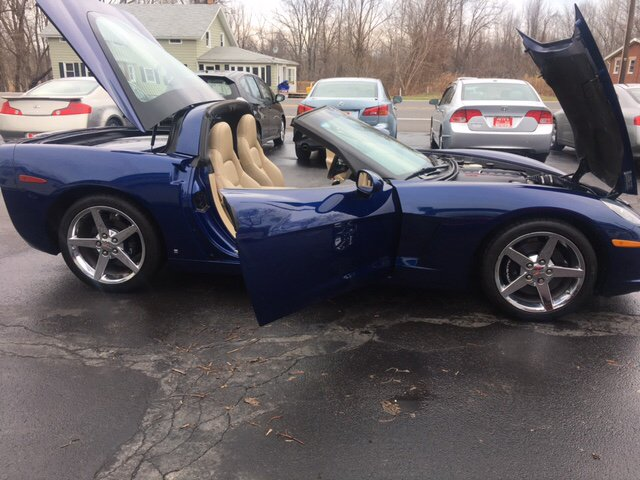2007 Chevrolet Corvette 2dr Coupe - Spencerport NY
