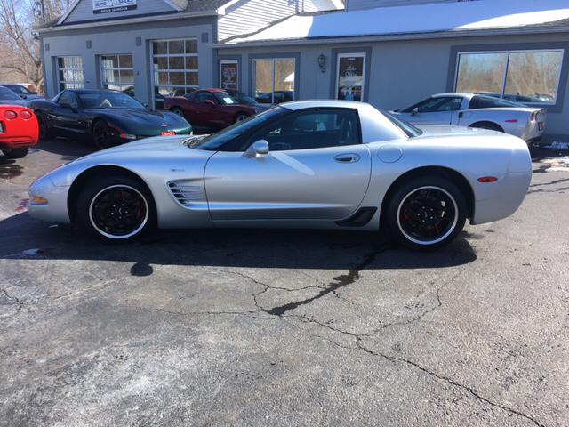 2003 Chevrolet Corvette Z06 2dr Coupe - Spencerport NY
