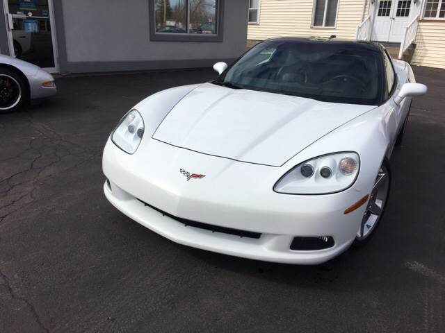 2005 Chevrolet Corvette 2dr Coupe - Spencerport NY