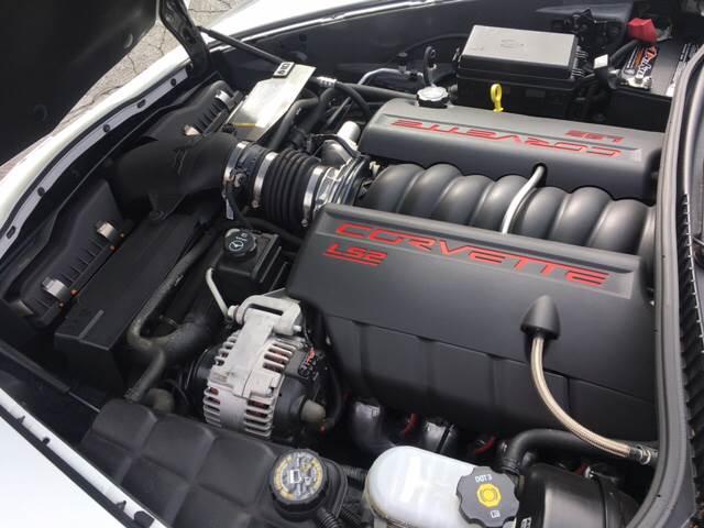 2005 Chevrolet Corvette 2dr Coupe - Spencerport NY