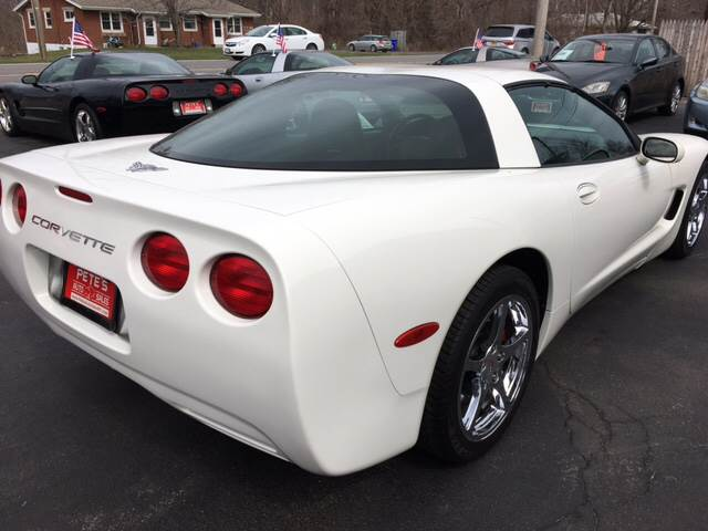 2003 Chevrolet Corvette 2dr Coupe - Spencerport NY