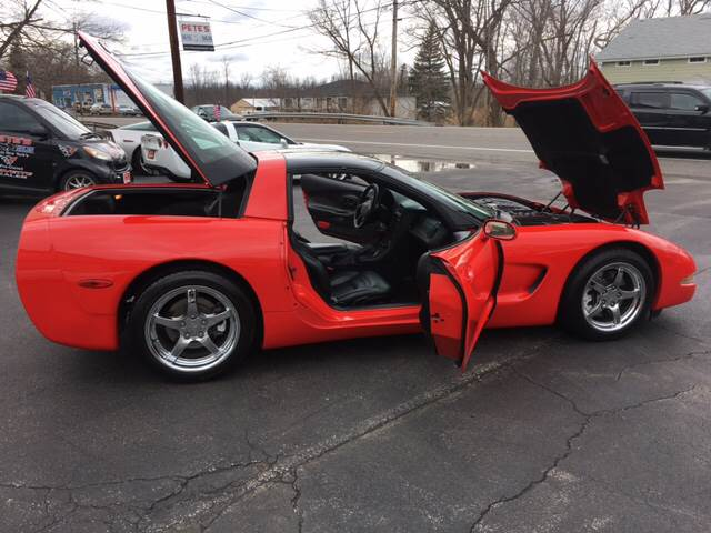 1998 Chevrolet Corvette 2dr Hatchback - Spencerport NY