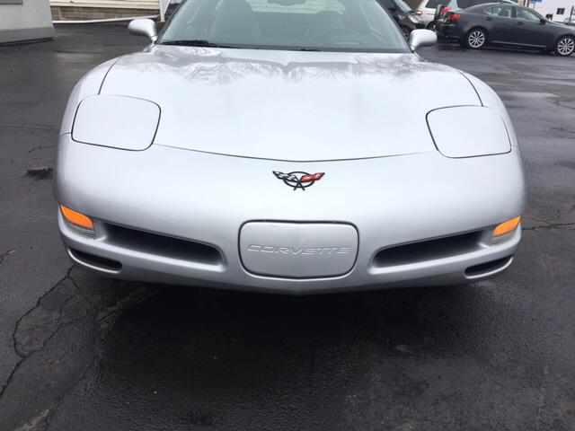 2002 Chevrolet Corvette 2dr Coupe - Spencerport NY
