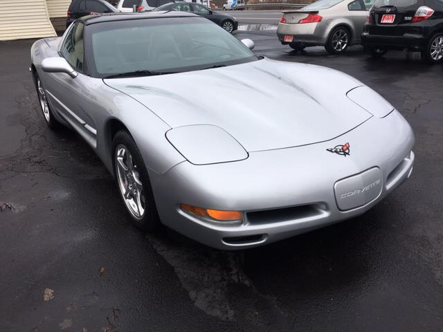 2002 Chevrolet Corvette 2dr Coupe - Spencerport NY
