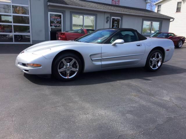 2002 Chevrolet Corvette 2dr Convertible - Spencerport NY
