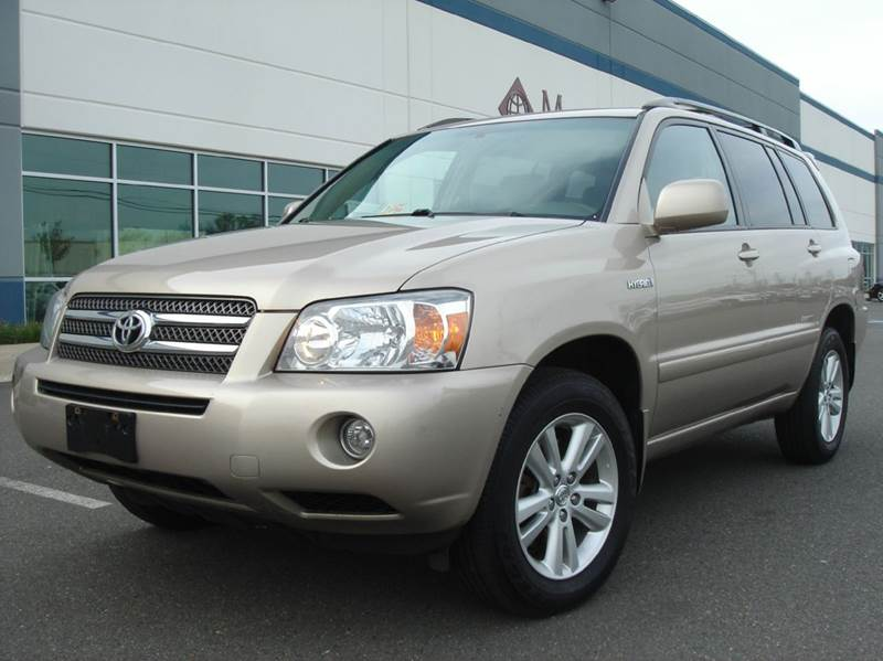 2007 Toyota Highlander Hybrid Limited AWD 4dr SUV W/3rd Row   Chantilly VA