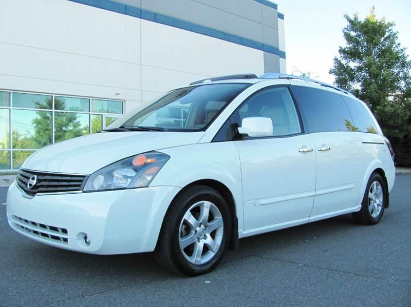 2008 Nissan Quest 35 Se 4dr Mini Van In Chantilly Va Autostyle