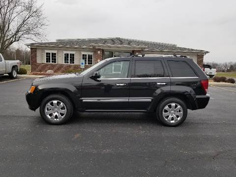 2010 Jeep Grand Cherokee for sale at Pierce Automotive, Inc. in Antwerp OH