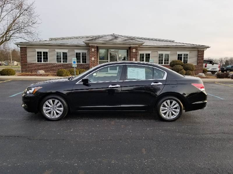2012 Honda Accord for sale at Pierce Automotive, Inc. in Antwerp OH