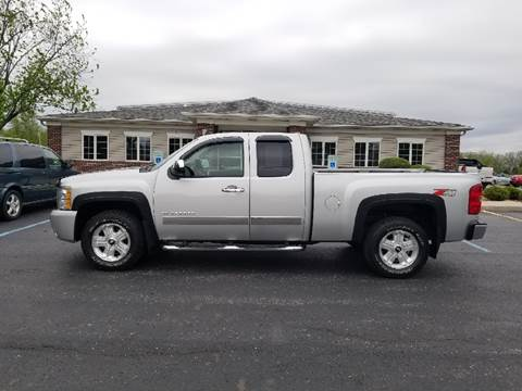 2010 Chevrolet Silverado 1500 for sale at Pierce Automotive, Inc. in Antwerp OH