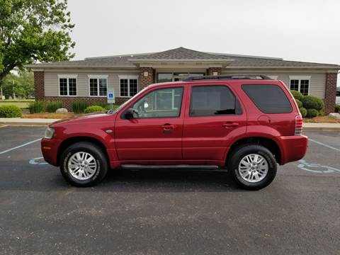 2005 Mercury Mariner for sale at Pierce Automotive, Inc. in Antwerp OH