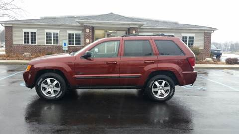 2008 Jeep Grand Cherokee for sale at Pierce Automotive, Inc. in Antwerp OH