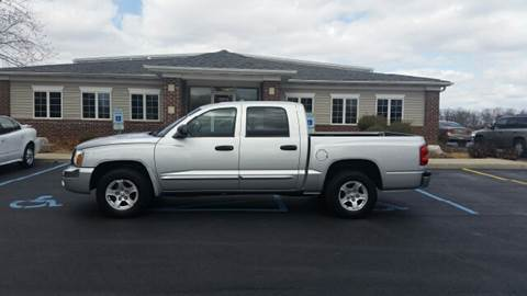 2005 Dodge Dakota for sale at Pierce Automotive, Inc. in Antwerp OH