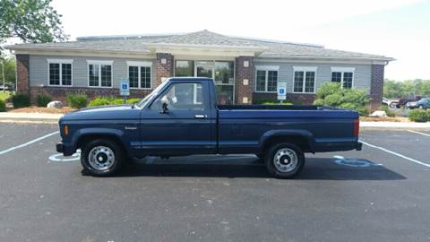 1986 Ford Ranger for sale at Pierce Automotive, Inc. in Antwerp OH