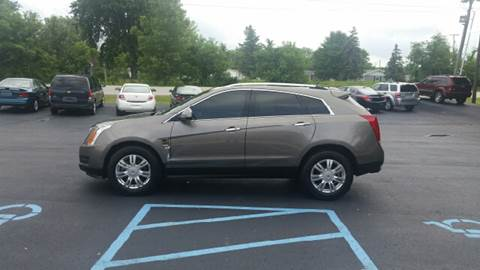 2011 Cadillac SRX for sale at Pierce Automotive, Inc. in Antwerp OH