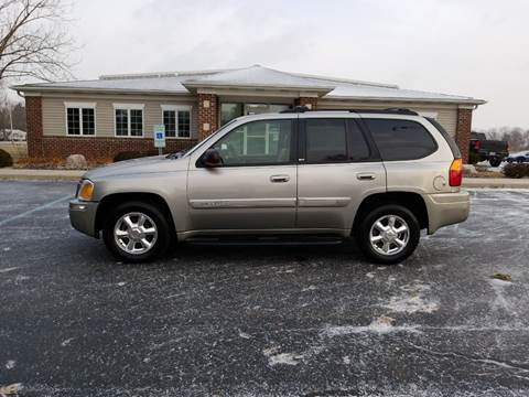 2003 GMC Envoy for sale at Pierce Automotive, Inc. in Antwerp OH