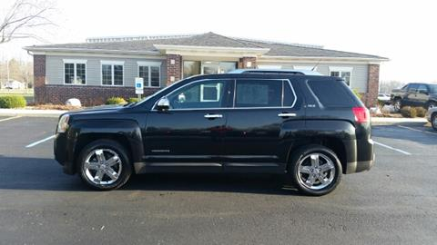 2012 GMC Terrain for sale at Pierce Automotive, Inc. in Antwerp OH