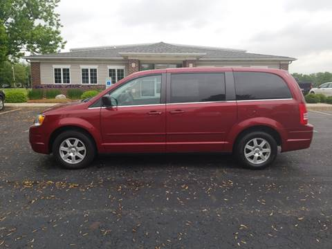 2010 Chrysler Town and Country for sale at Pierce Automotive, Inc. in Antwerp OH