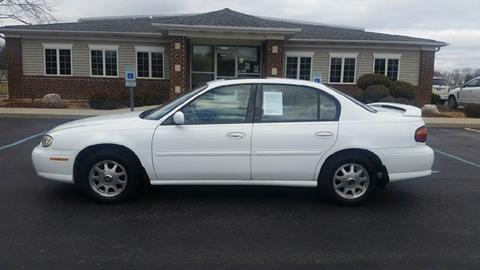 1998 Chevrolet Malibu for sale at Pierce Automotive, Inc. in Antwerp OH