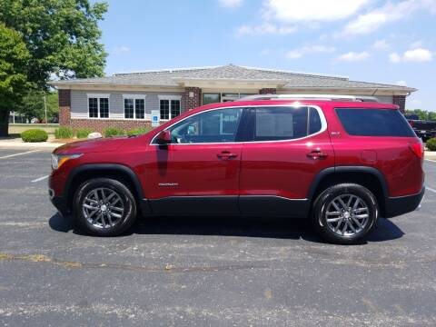 2017 GMC Acadia for sale at Pierce Automotive, Inc. in Antwerp OH