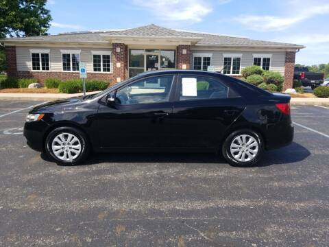 2010 Kia Forte for sale at Pierce Automotive, Inc. in Antwerp OH