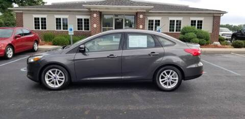 2015 Ford Focus for sale at Pierce Automotive, Inc. in Antwerp OH