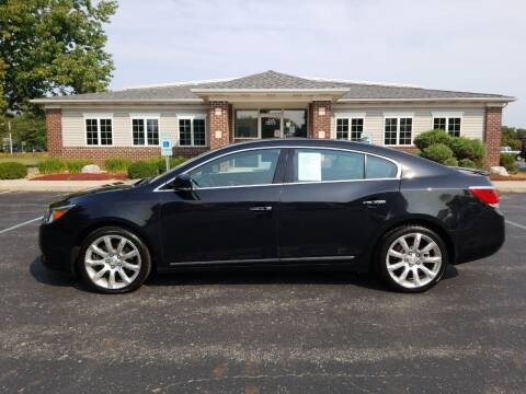 2012 Buick LaCrosse for sale at Pierce Automotive, Inc. in Antwerp OH