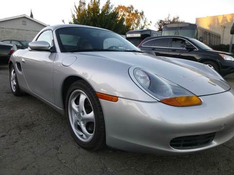 1999 Porsche Boxster for sale at Newmax Auto Sales in Hayward CA