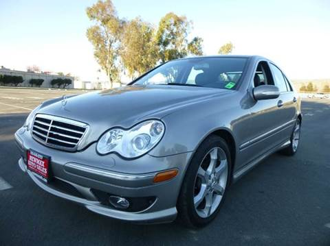 2007 Mercedes-Benz C-Class for sale at Newmax Auto Sales in Hayward CA