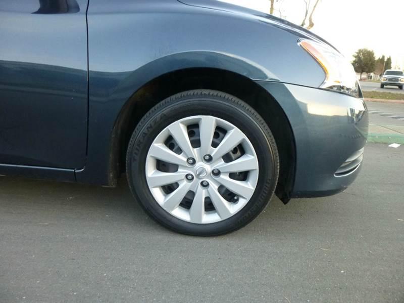 2013 Nissan Sentra SV 4dr Sedan - Hayward CA