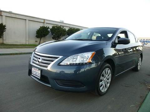 2013 Nissan Sentra for sale at Newmax Auto Sales in Hayward CA