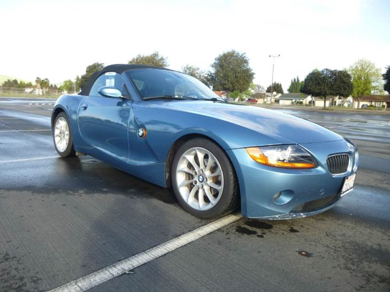 2003 BMW Z4 2.5i 2dr Roadster - Hayward CA