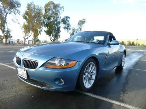 2003 BMW Z4 for sale at Newmax Auto Sales in Hayward CA
