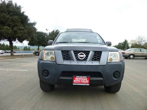 2007 Nissan Xterra for sale at Newmax Auto Sales in Hayward CA