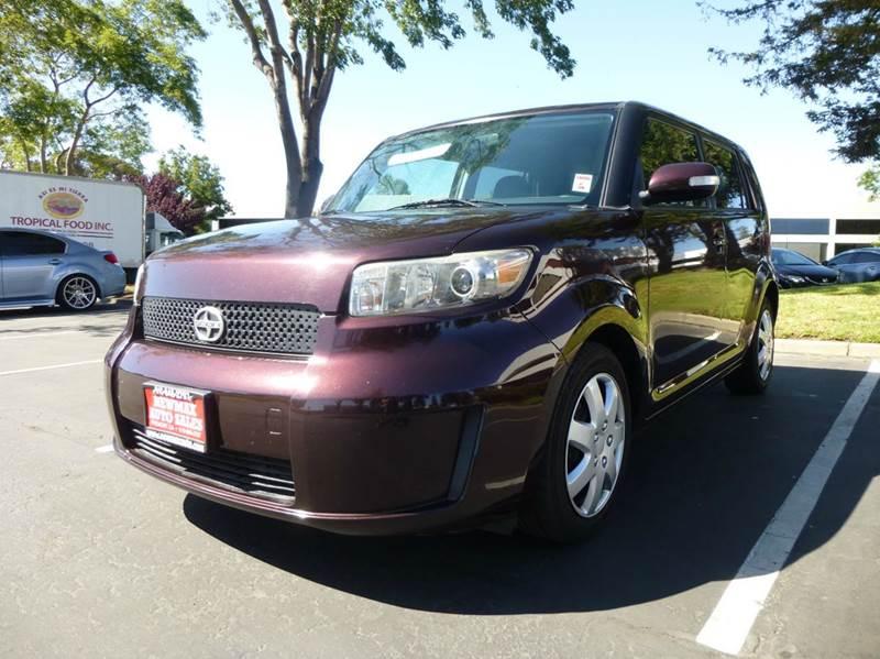 2008 Scion xB for sale at Newmax Auto Sales in Hayward CA