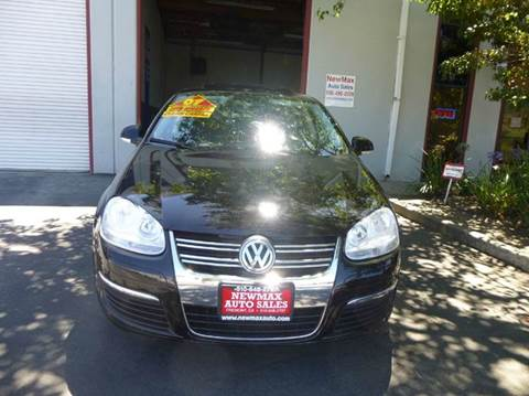2007 Volkswagen Jetta for sale at Newmax Auto Sales in Hayward CA