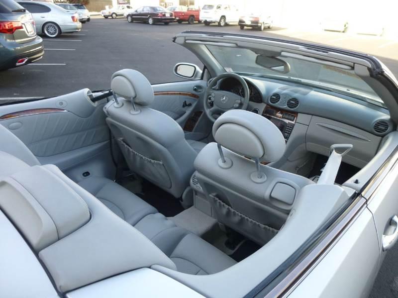 2005 Mercedes-Benz CLK CLK320 2dr Cabriolet - Hayward CA