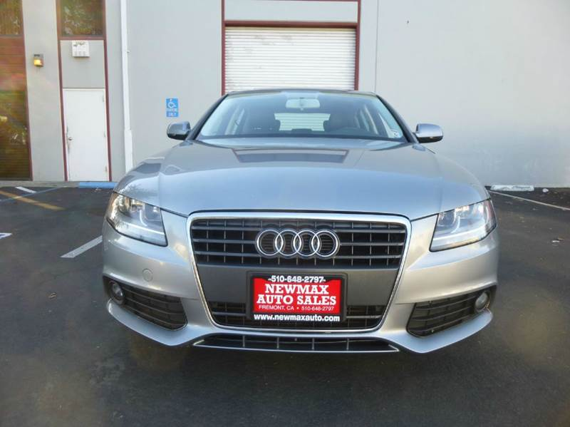 2010 Audi A4 for sale at Newmax Auto Sales in Hayward CA