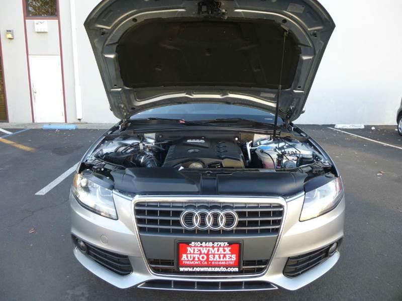 2010 Audi A4 2.0T Premium 4dr Sedan - Hayward CA