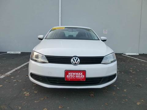 2012 Volkswagen Jetta for sale at Newmax Auto Sales in Hayward CA