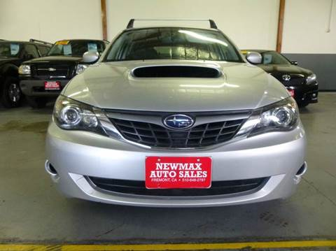 2008 Subaru Impreza for sale at Newmax Auto Sales in Hayward CA