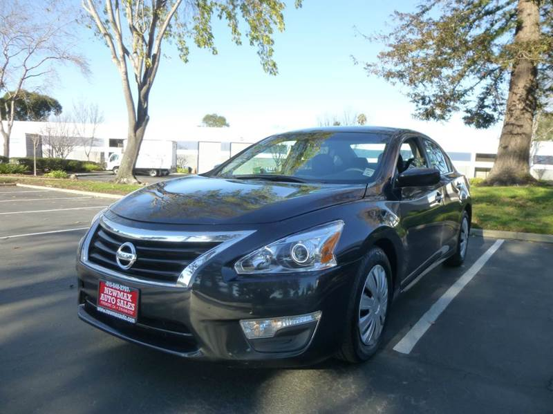 2013 Nissan Altima for sale at Newmax Auto Sales in Hayward CA