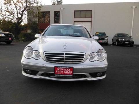 2006 Mercedes-Benz C-Class for sale at Newmax Auto Sales in Hayward CA