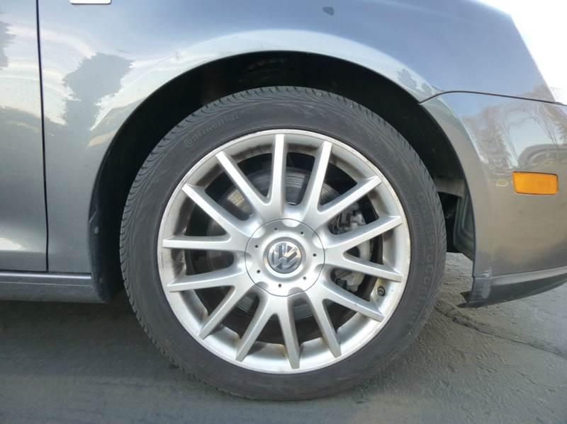 2008 Volkswagen Jetta Wolfsburg Edition 4dr Sedan 6A - Hayward CA