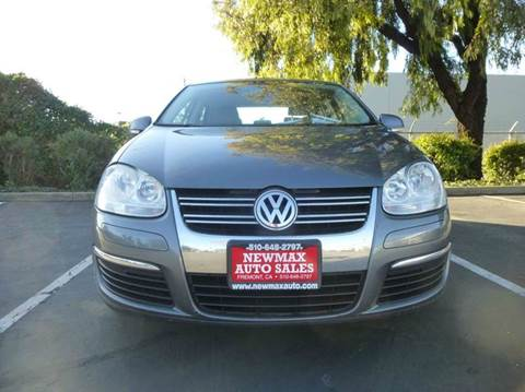 2008 Volkswagen Jetta for sale at Newmax Auto Sales in Hayward CA