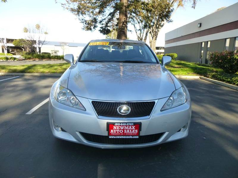 2008 Lexus IS 250 for sale at Newmax Auto Sales in Hayward CA