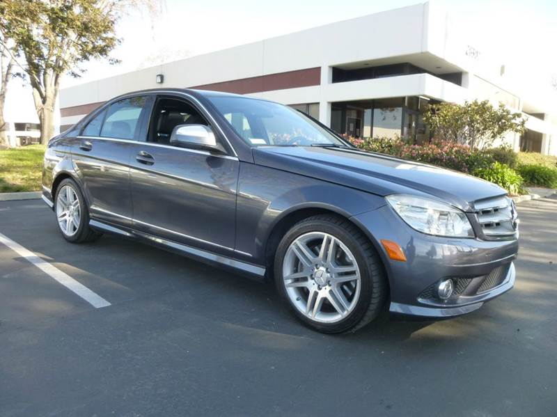 2008 Mercedes-Benz C-Class C 350 Sport 4dr Sedan - Hayward CA