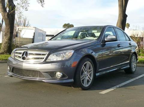 2008 Mercedes-Benz C-Class for sale at Newmax Auto Sales in Hayward CA
